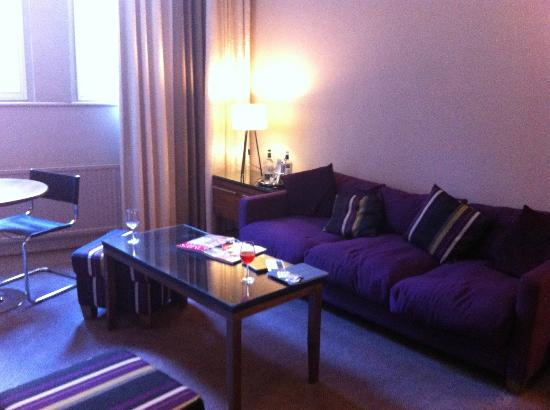Townhouse Hotel Manchester: Lounge