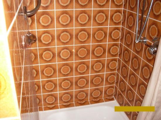 Hotel Fröhnau: Dusche