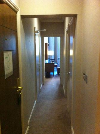 Townhouse Hotel Manchester: Corridor