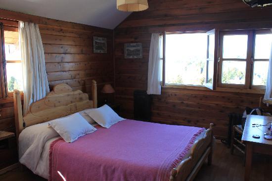 Hosteria Pajaro Azul: habitación N° 3