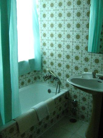 Albergaria Insulana: O banheiro