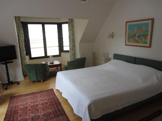 Hotel De La Plage : zimmer
