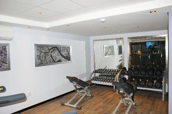 Southern Sun Pretoria: Fitness Centre