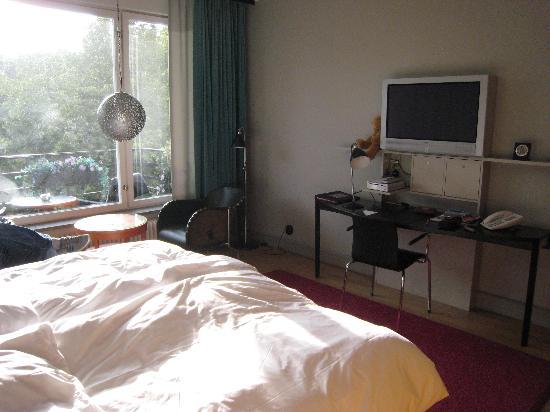 Hotel Rival: RIVAL STOCKHOLM  CH DELUXE BALCON