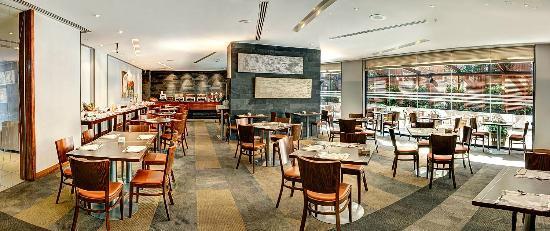 Atton Hotel El Bosque: Restaurant Mediterráneo