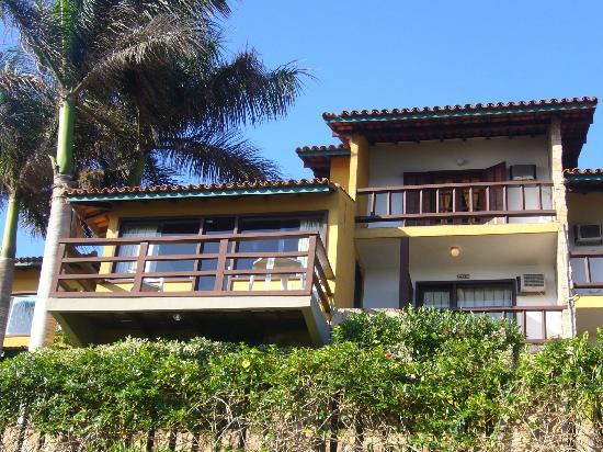 La Boheme Hotel e Apart Hotel: nuestra habitacion de dos pisos