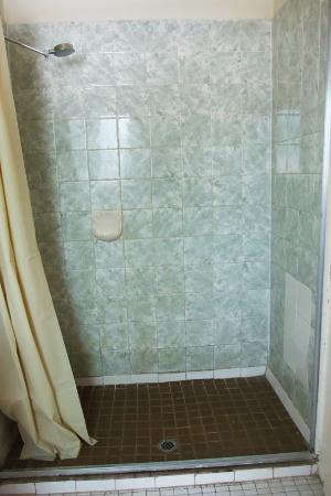 Ambassadors Hotel: la doccia