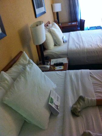 Days Inn Encinitas- Moonlight Beach: 2 queen beds