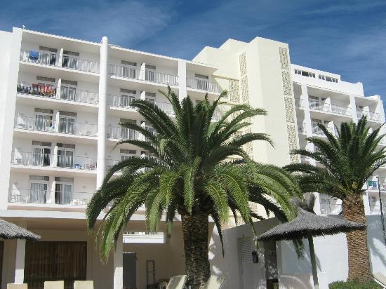 Hotel Gran Sol Ibiza: Perfect.
