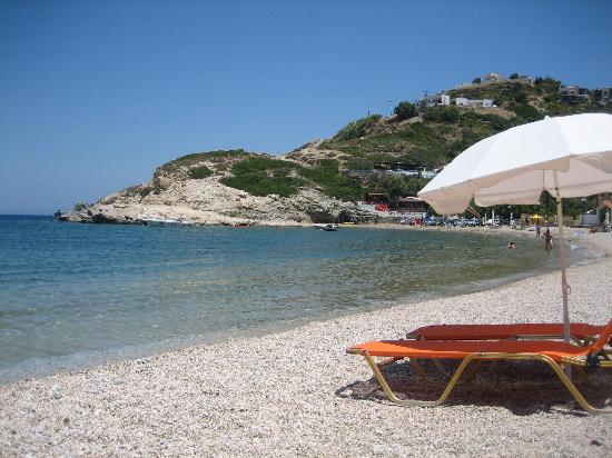 lygaria beach photo de taverna lygaria h raklion tripadvisor. Black Bedroom Furniture Sets. Home Design Ideas