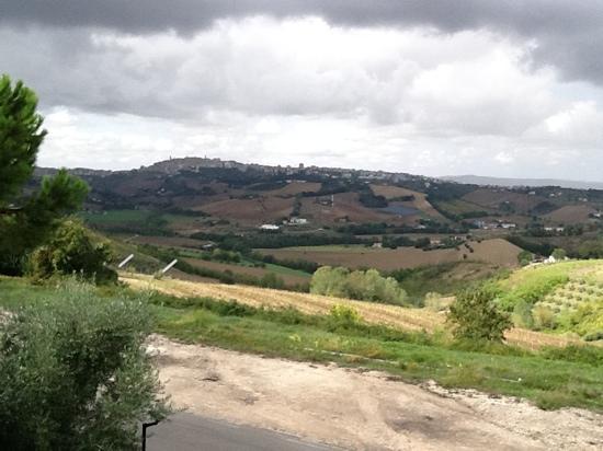 Agriturismo Pomod'oro: местный пейзаж