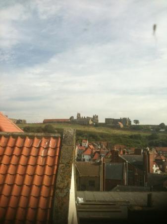 La Maison Apartments: view to the Abbey