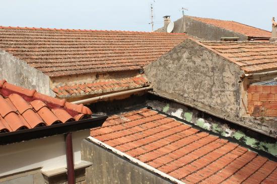 Palazzo Belmonte: vista dalla stanza