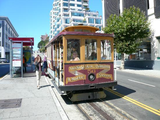 how to get from washington dc to san francisco