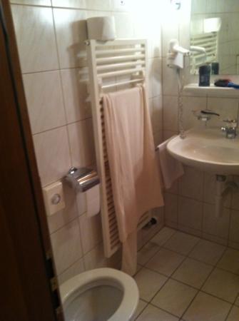 Hotel Welschen : clean bathrooms