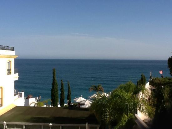 Toboso apar-turis Apartamentos: view from our balcony