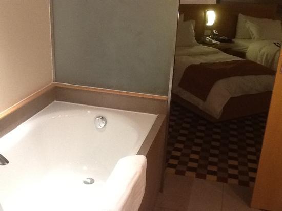 Radisson Blu Hotel, Riyadh : Bathroom
