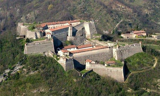Gavi, Italia: Forte dall'alto
