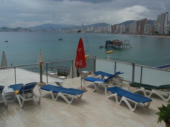 Hotel Nadal: pool