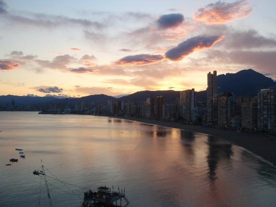 Hotel Nadal: view