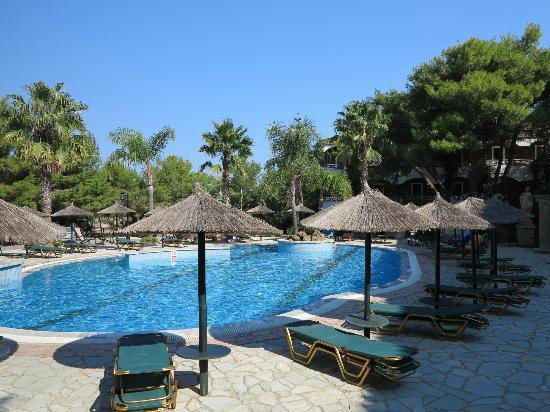 Vasilikos Beach Hotel: Pool