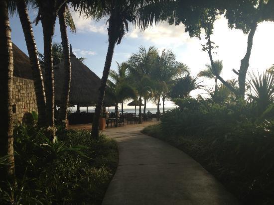 Heritage Awali Golf & Spa Resort : Plage