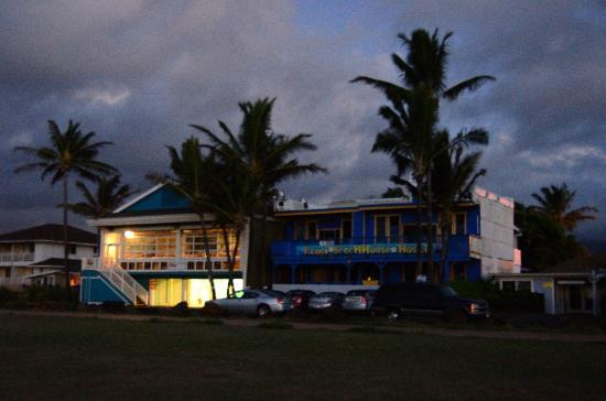 Kauai Beach House: the hostel