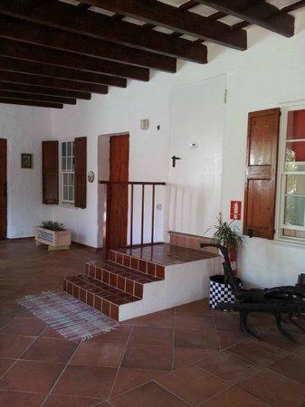Matchani Gran: Habitaciones en entrada principal