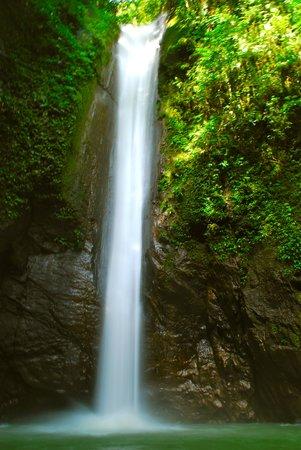 Casaroro Falls: The falls