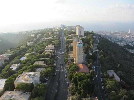 Dan Panorama Haifa: excellent view