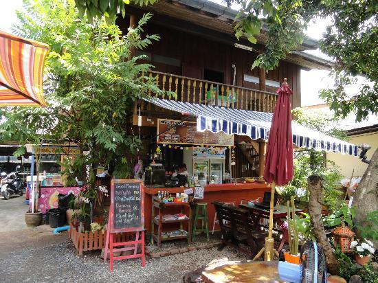 Aoi Garden Home: Courtyard
