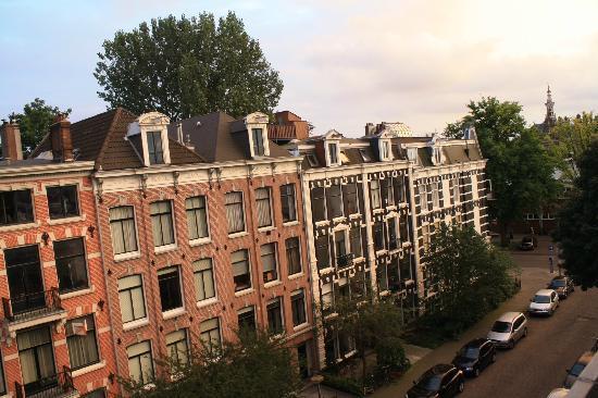 Bij-de-Amstel: Vistas desde la habitación