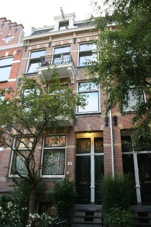 Bij-de-Amstel: Edificio desde fuera