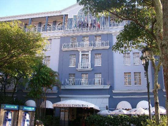 Gran Hotel Costa Rica: Fachada