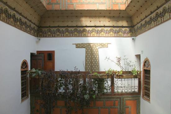 Riad Numero 9: Inside hotel
