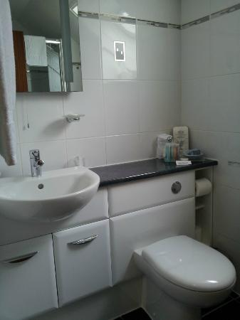 Lynver Guest House: Bagno