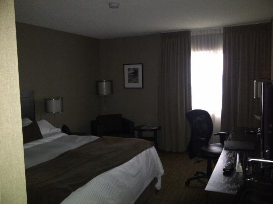 Delta Hotels by Marriott Calgary Airport In-Terminal: Room