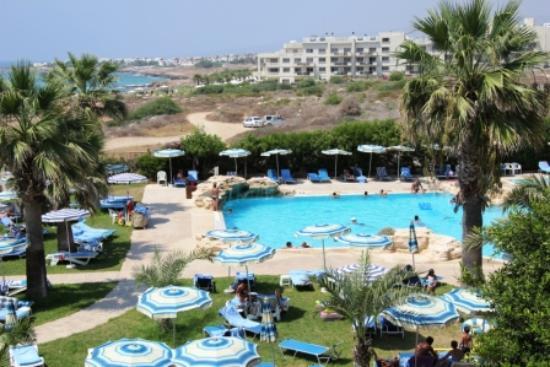 Venus Beach Hotel: бессейн