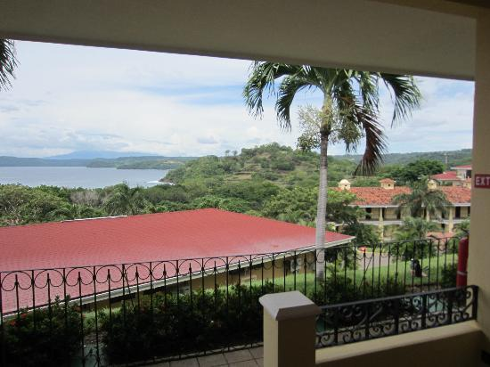 Occidental Grand Papagayo by Barcelo: View from room (Royal club)