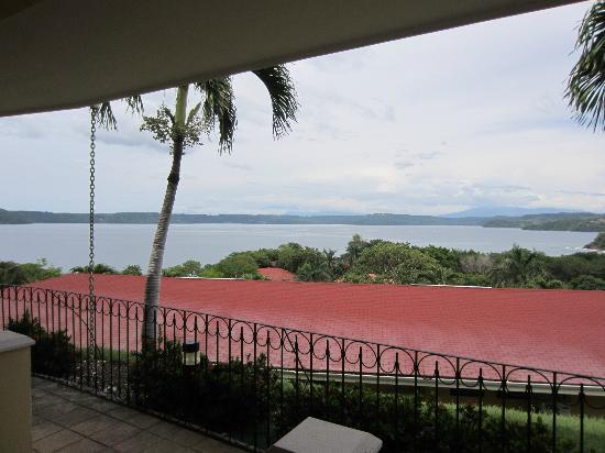 Occidental Grand Papagayo by Barcelo: View from our patio