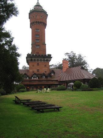Hotel L'Auberge: Torre