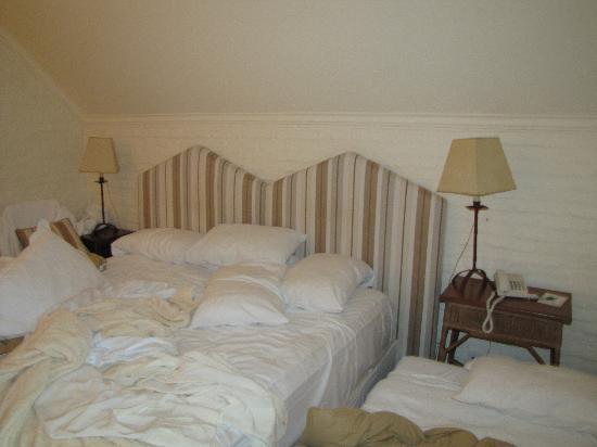 Hotel L'Auberge: quarto