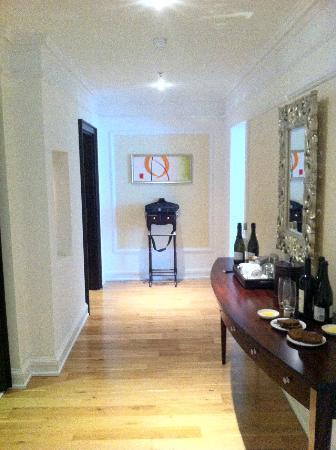Castlemartyr Resort: Hallway