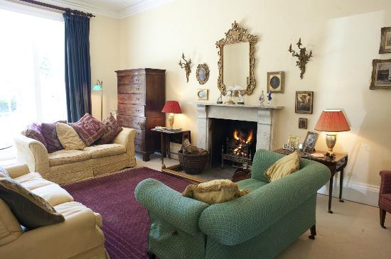 The Old Rectory Bed and Breakfast: The Drawing Room