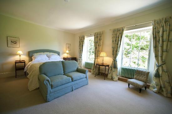 The Old Rectory Bed and Breakfast: The Green Room