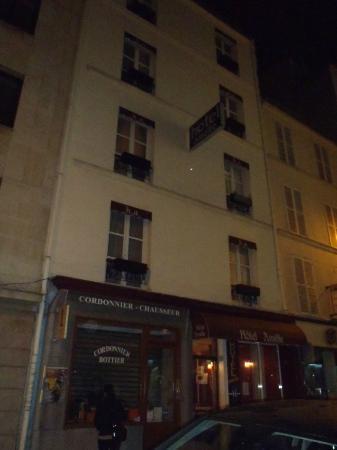 Hôtel Amélie : Exterior