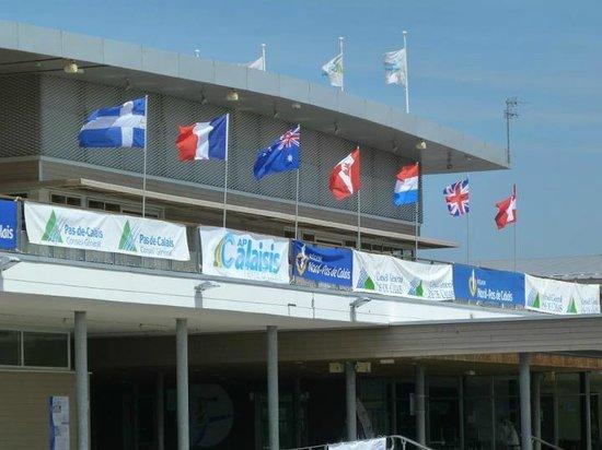 Yacht Club du Calaisis: Club organisateur du National Access 2012
