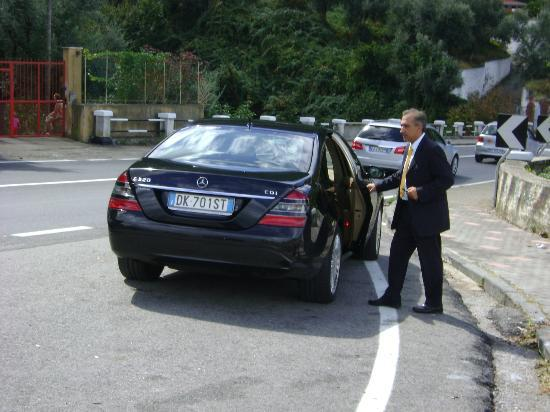 Italy Limousine : Fantastic tour and a sweet ride!