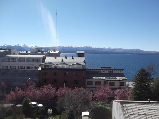 Apart Hotel Quillen: Vista do Quillen Spa Hotel