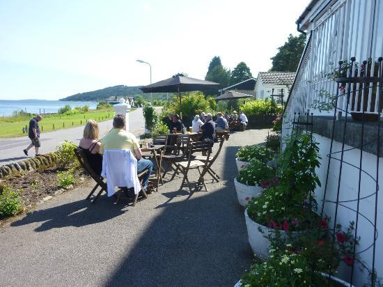 The Royal an Lochan Restaurant: Dinning out at The Royal an Lochan